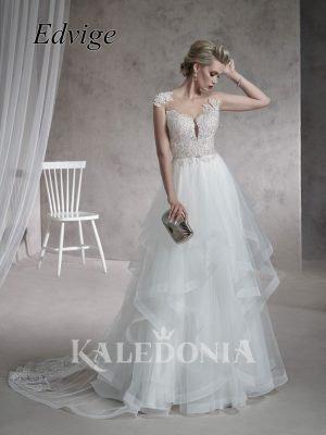 Suknia ślubna model Edvige przód