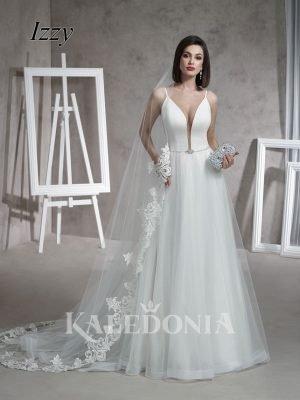 Suknia ślubna model Izzy przód