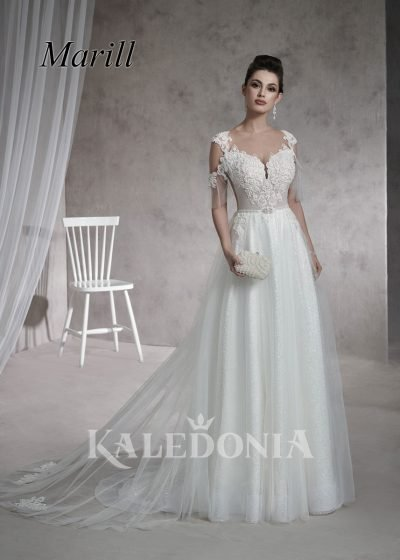 Suknia ślubna model Marill przód