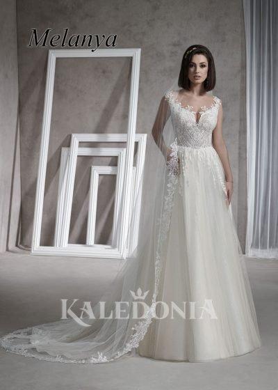 Suknia ślubna model Melanya przód