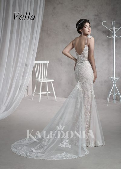 Suknia ślubna model Vella