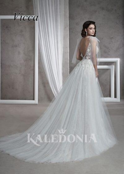 Suknia ślubna model Vicca