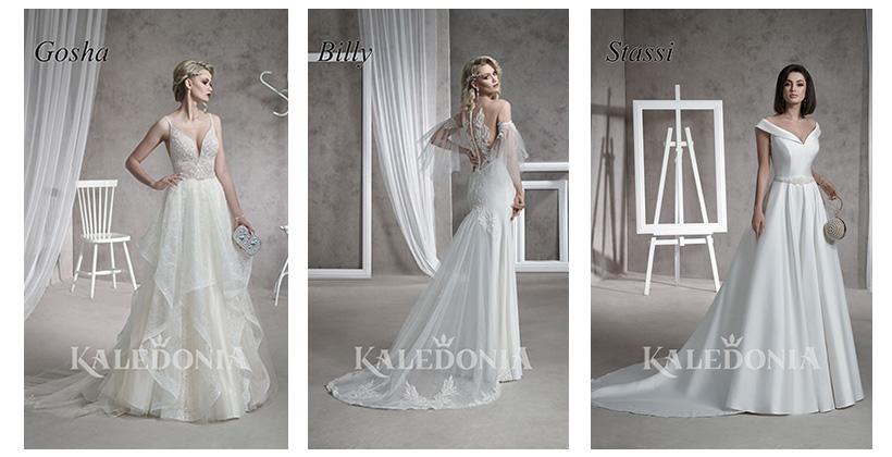 Suknie ślubne - propozycje
